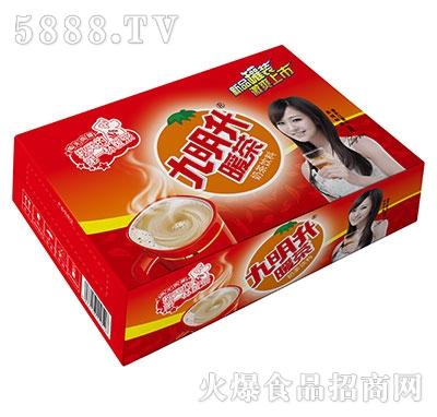 九明升暖茶奶茶