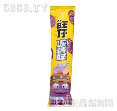 旺仔冻吃香芋乳味饮品100ml
