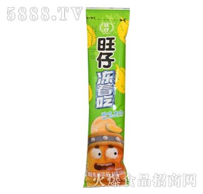 旺仔冻吃榴莲乳味饮品100ml