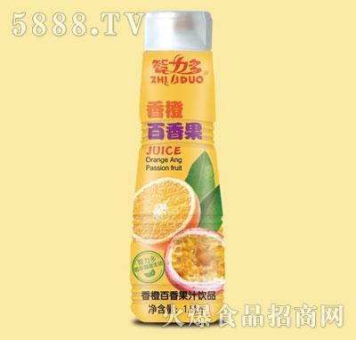 智力多香橙百香果汁饮品1.5kg