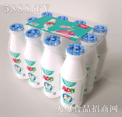 多乐多AD钙奶乳酸菌饮料