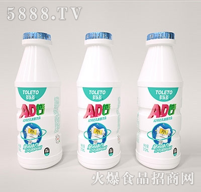 多乐多AD钙奶乳酸菌饮料310ml