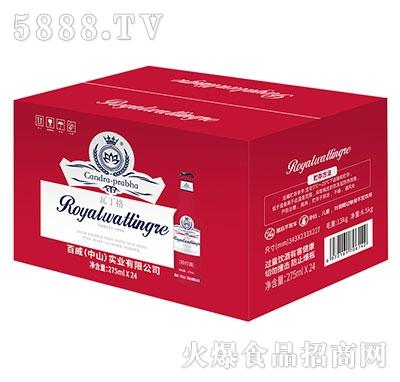 瓦丁格苏打酒275mlx24