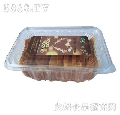 养生冠吐司面包(盒)产品图
