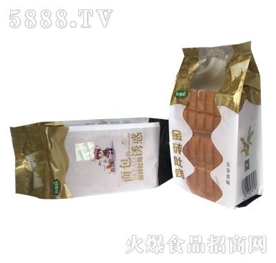 养生冠金砖吐司面包(袋)产品图