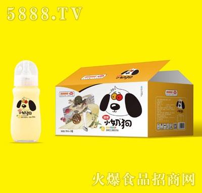 团友小奶狗黄桃钙铁锌发酵芝士酸奶饮品280mlX20