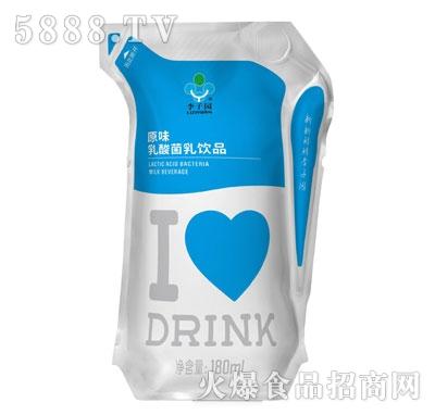 李子园原味乳酸菌饮品180ml