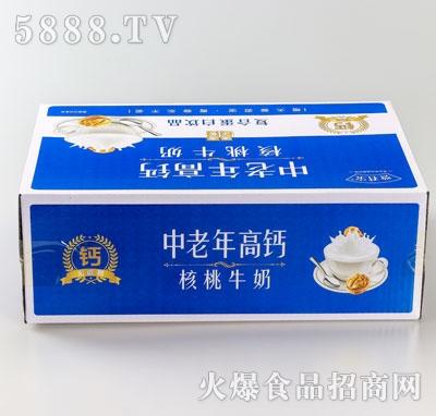 誉君宝中老年高钙核桃牛奶(礼箱)