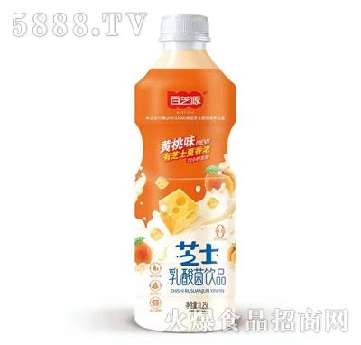 百芝源芝士乳酸菌饮品1.25L