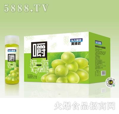 美添芒果粒葡萄汁饮品420mlX15