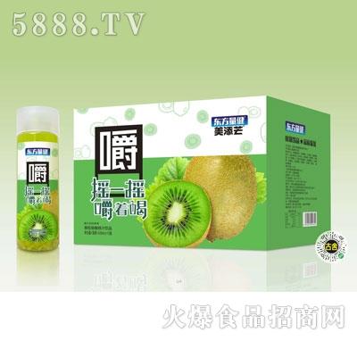 美添芒果粒猕猴桃汁饮品420mlX15