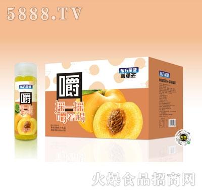 美添芒果粒黄桃汁饮品420mlX15