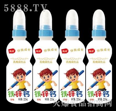 甄瑶铁锌钙乳酸菌饮品200ml