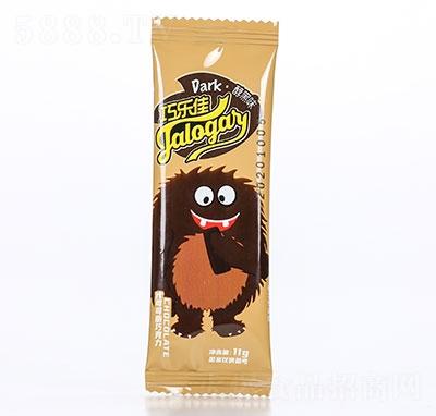 巧乐佳巧克力醇黑味11g产品图