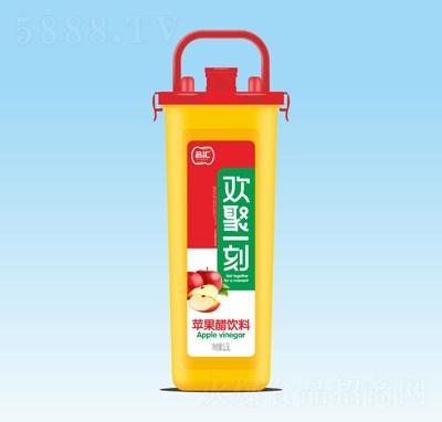品汇欢聚一刻苹果醋饮料1.5L