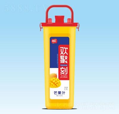 品汇欢聚一刻芒果汁1.5L