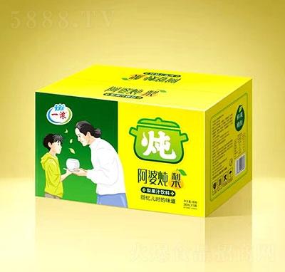 一浓阿婆炖梨梨果汁饮料380mlx15瓶