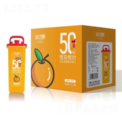 �口妙埃及甜橙�秃瞎�汁1.5LX6