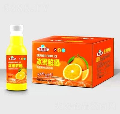 壹滋雅蜂蜜鲜橙风味饮料435mlX15
