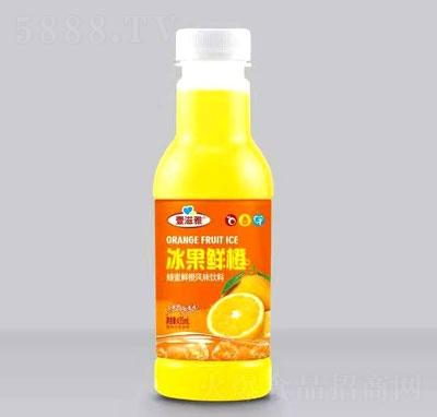 壹滋雅蜂蜜鲜橙风味饮料435ml