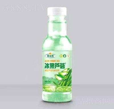 壹滋雅蜂蜜芦荟风味饮料435ml