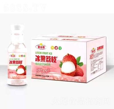 壹滋雅蜂蜜荔枝风味饮料435mlX15