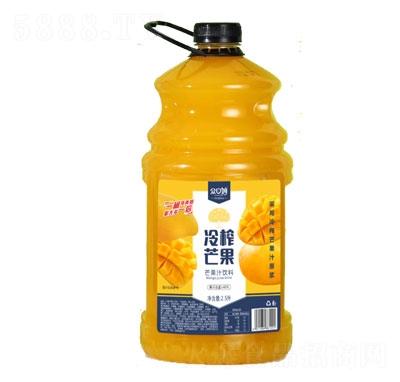众口妙芒果汁饮料2.5L