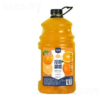 �口妙甜橙汁�料2.5L