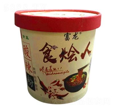 富龙食烩人酸辣粉
