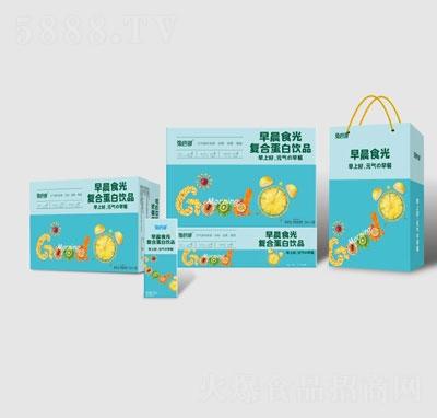 兔巴哥早晨食光复合蛋白饮品(礼盒)