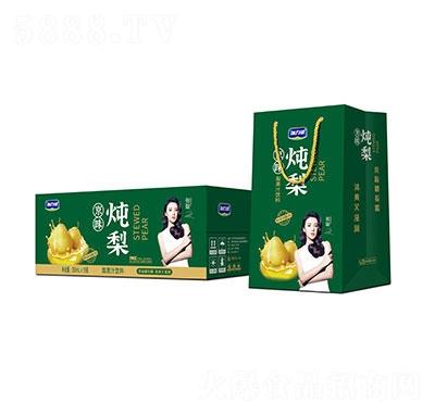加力健京味炖梨梨果汁饮料350mlx15瓶