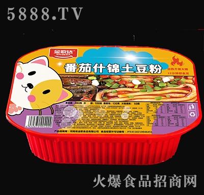 统状元番茄什锦土豆粉