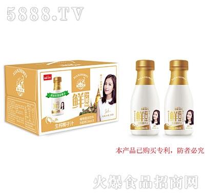 椰泰100%生榨椰子汁300mlx12
