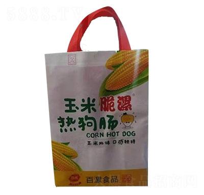 百漯玉米热狗肠礼盒袋产品图