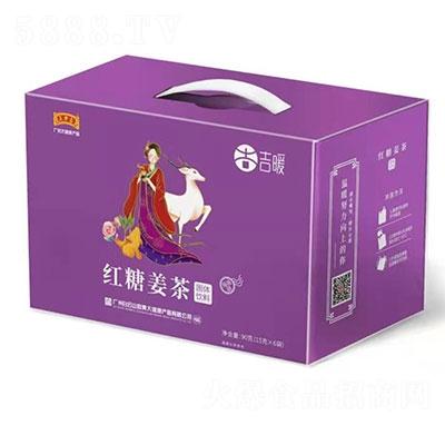 王老吉吉暖红糖姜茶90g