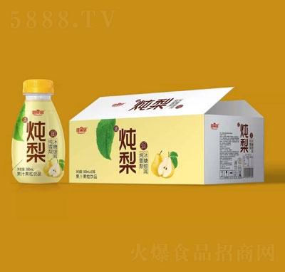 维果命炖梨果汁果粒饮料380mlX15