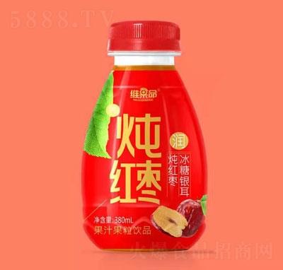 维果命炖红枣果汁果粒饮料380ml
