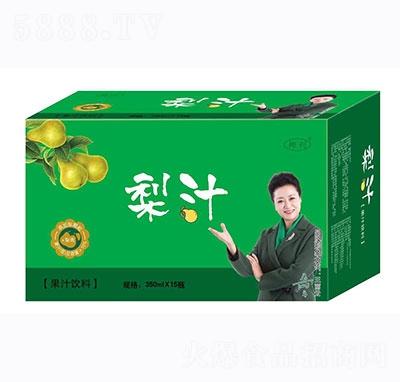 椰利梨汁果汁饮料350mlx15瓶