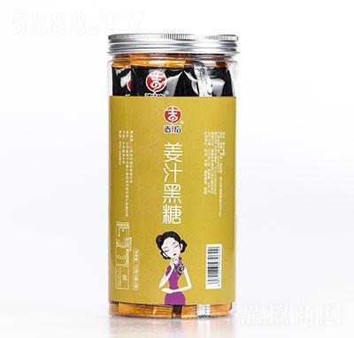 吉方姜汁黑糖�a品�D
