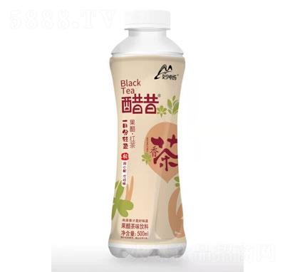 醋昔果醋茶味饮料500ml