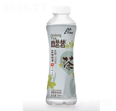 醋昔果醋茶味饮料500ml(瓶)