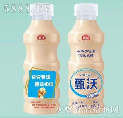 甄沃乳酸菌饮品原味1.25L