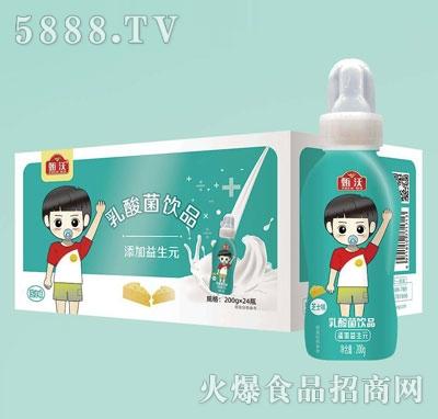 甄沃乳酸菌饮品200gX24