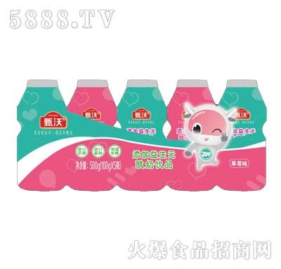 甄沃益生元酸奶饮品