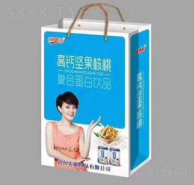 旺伊乳高钙坚果核桃蛋白饮品
