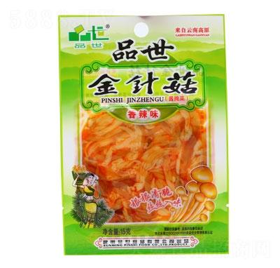 品世金�菇香辣味15g