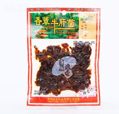 品世香蕈牛肝菌�r香味70克
