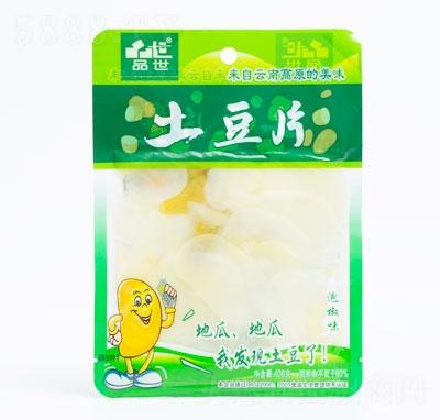 品世土豆片泡椒味(�Q重)