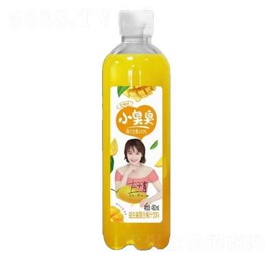 小臭臭益生菌复合果汁饮料芒果味480ml