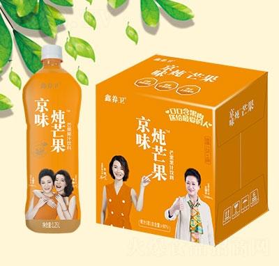 京味炖芒果汁1.25Lx6